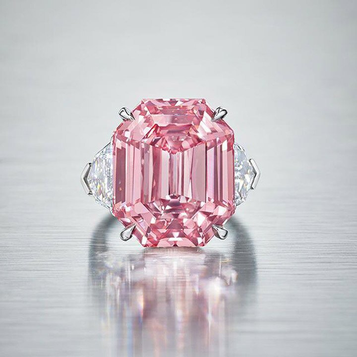 "Harry Winston, Inc. Acquires ""Unbelievable"" Winston Pink Legacy Diamond"