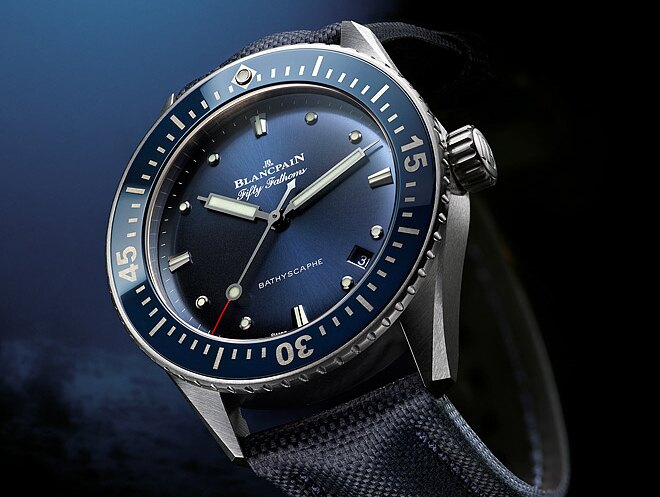 Blancpain, A Tradition of Innovation Since 1735