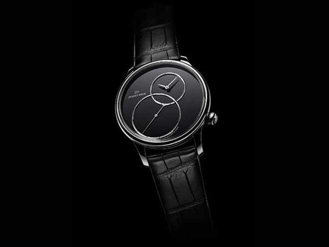 Jaquet Droz Grande Seconde Off Centered