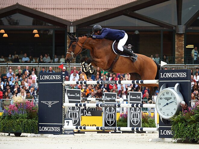 Longines & Equestrian Sports