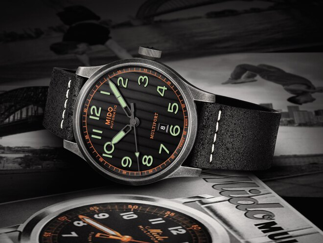 Mido watches