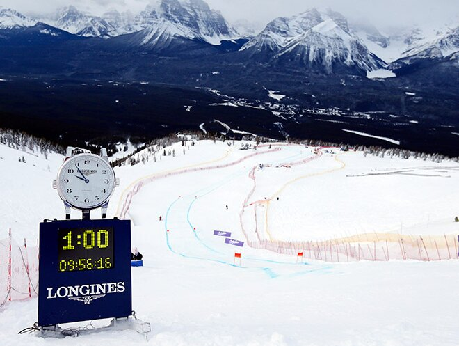 Longines & Skiing
