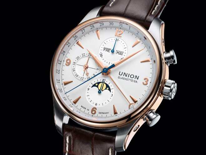Union Glashütte - Belisar Chronograph Mondphase