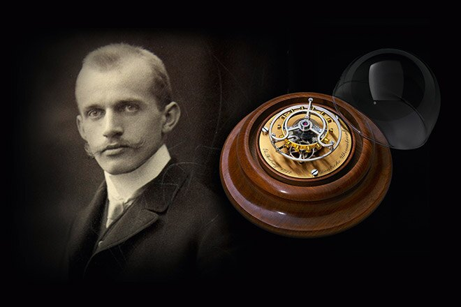 Alfred Helwig Tourbillon 1920 - Limited Edition