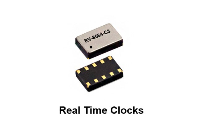 Micro Crystal - Real Time Clocks