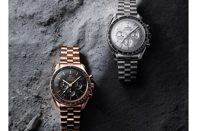 Omega Moonwatch Co‑Axial Master Chronometer Chronograph