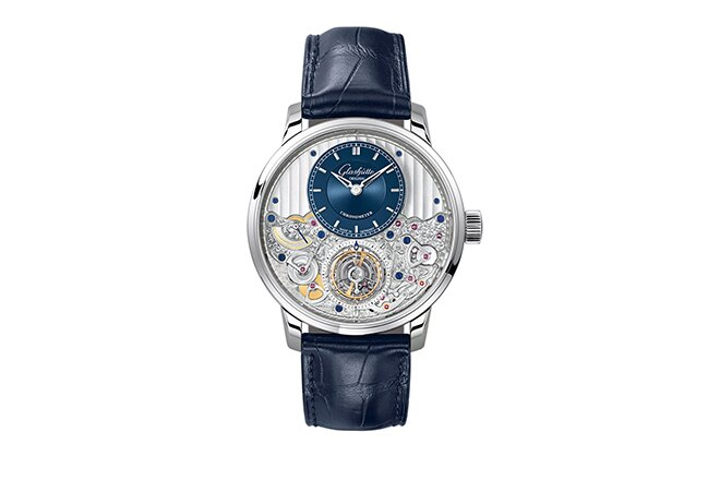 Glashütte Original Senator Chronometer Tourbillon - Limited Edition