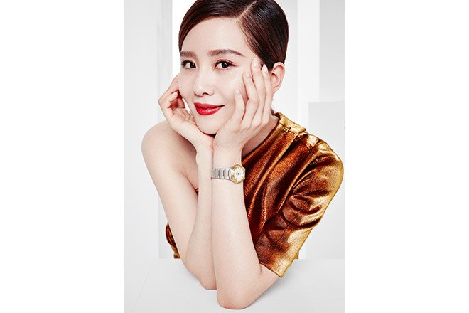 Liu Shishi for Omega Constellation