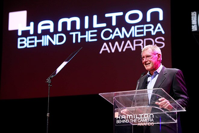 Hamilton Behind the Camera Award