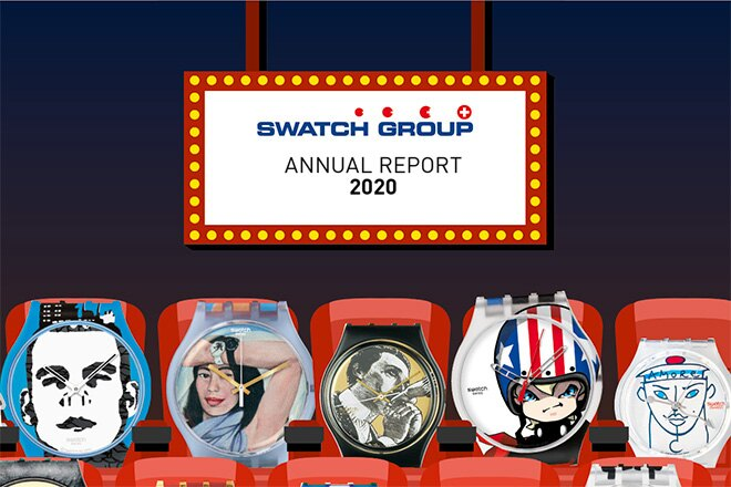Swatch Group Annual Report