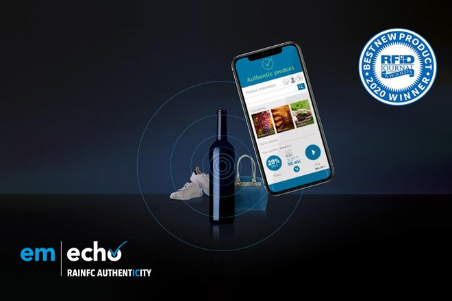 EM|echo-V best product award