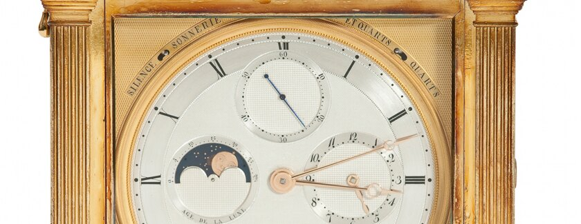 Breguet's illustrious history –  On show to the world