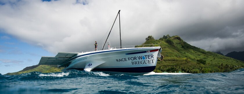 Breguet and Race for Water