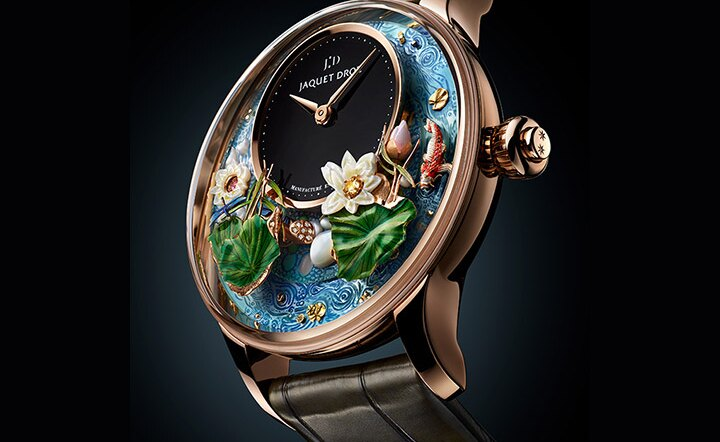 Jaquet Droz - Magic Lotus Automaton
