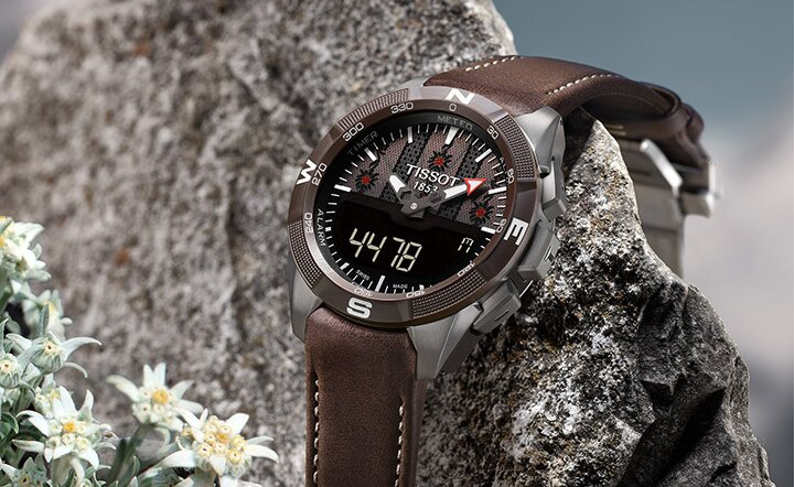 Tissot T-Touch Swiss Edition