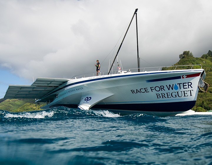 BREGUET E RACE FOR WATER: BILANCIO DELL'ANNO