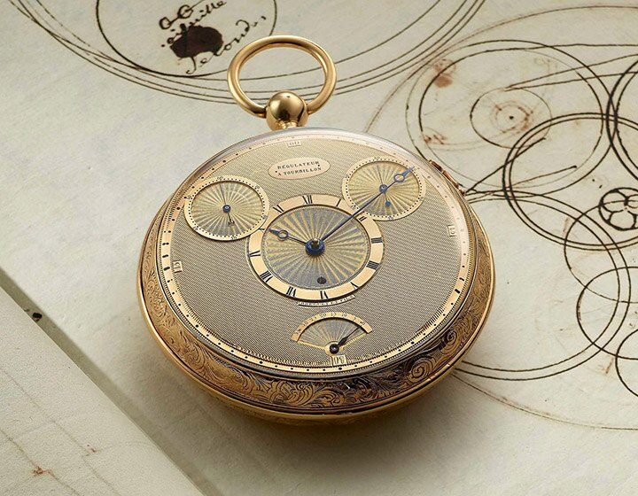 Breguet, inventor of the Tourbillon
