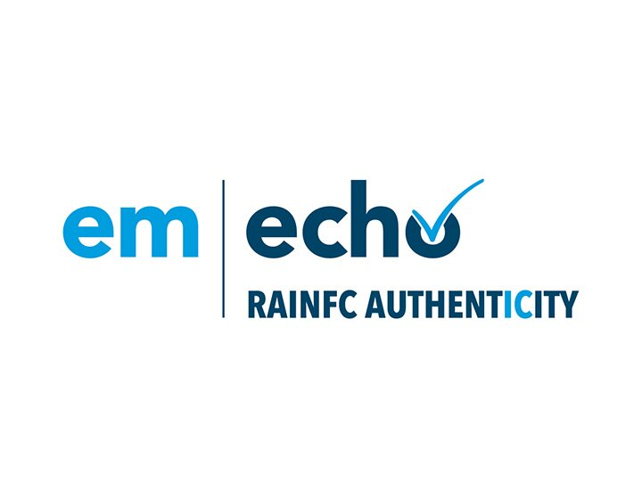 New em|echo-V: NFC with RAIN RFID in a single chip