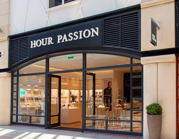 Opening of Hour Passion boutique in Portsmouth