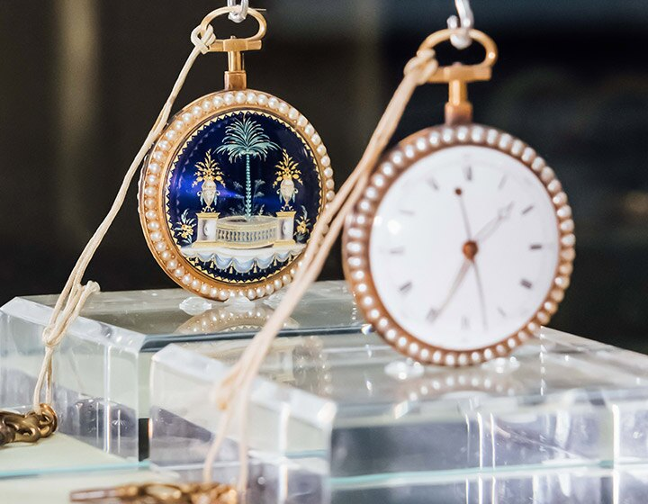 Jaquet-Droz pieces on display in a unique exhibition in Hong Kong