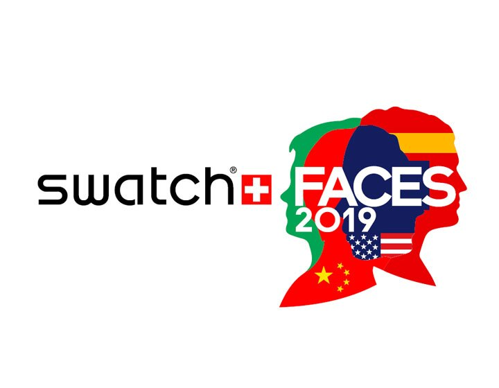 Swatch presents Swatch Faces 2019