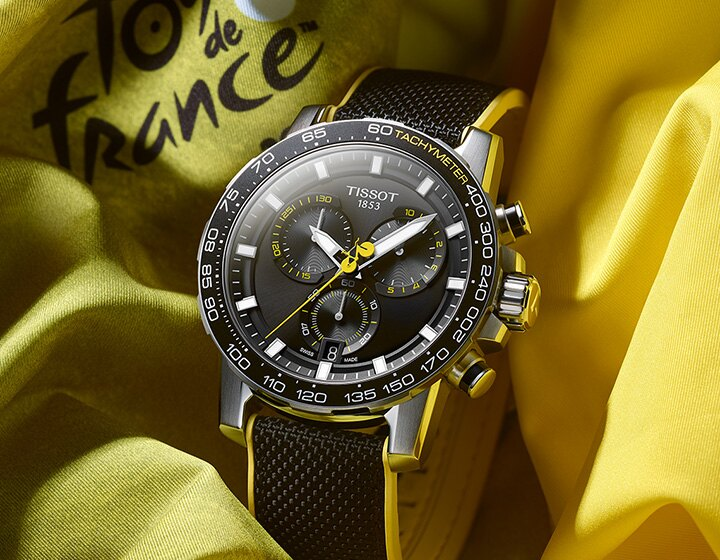 Tissot Supersport Chronograph Tour de France 2020